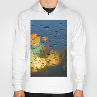 bokeh Hoodies featuring Bokeh by Blue Lightning Creative