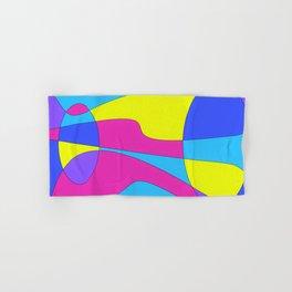 Colors in Sound Neon Hand & Bath Towel