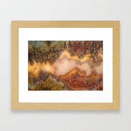 Idaho Gem Stone 31 Framed Art Print