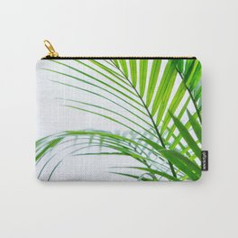 Palm leaves paradise Carry-All Pouch