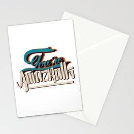 YOU'RE AMAZBALLS Stationery Cards