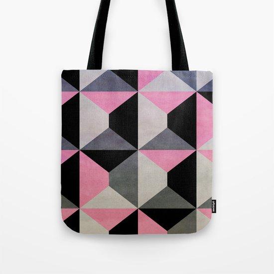 colour + pattern 9 Tote Bag