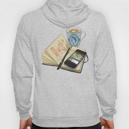 Internet Addict Hoody