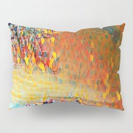 Sunrise Cityscape Pillow Sham