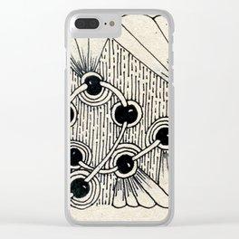 ZTA 17 Clear iPhone Case