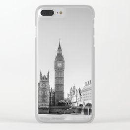 On the Thames Clear iPhone Case