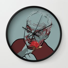 Vladimir Nabokov Wall Clock