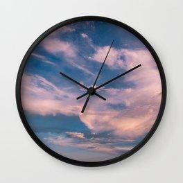 Charleston Sunset IX Wall Clock