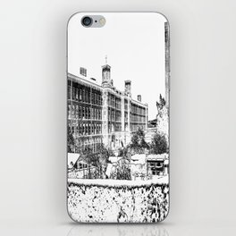 Saltaire- Salts Mill  iPhone Skin