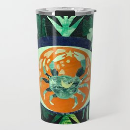 Third Eye Zodiac, Cancer Travel Mug
