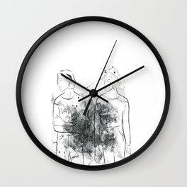 """VADA VADA"" The Garden Wyatt Shears Fletcher Shears Wall Clock"