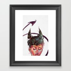 Not Your Kind Of People Framed Art Print