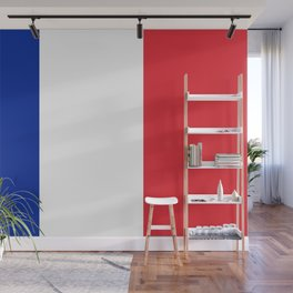 Flag of France - French Flag Wall Mural