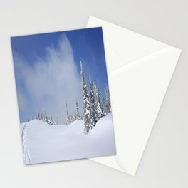 Winter day 8 Stationery Cards