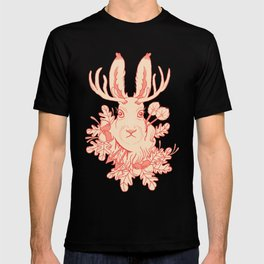 Jackalope Tattoo T-shirt