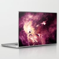 abyss Laptop & iPad Skins featuring Abyss by Harold Urquiola
