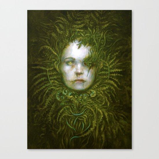 Bracken Canvas Print