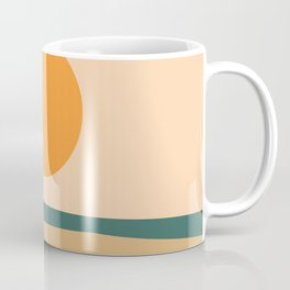 Abstract Landscape 10B Coffee Mug