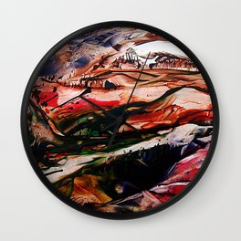 BeautifulAutumn  Wall Clock