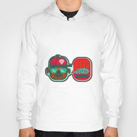 indie Hoodies featuring I'm Into Indie by chobopop