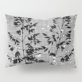 Delicate grasses - light and shadow #2 Pillow Sham