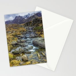 Snowdonia Mountains Stationery Cards