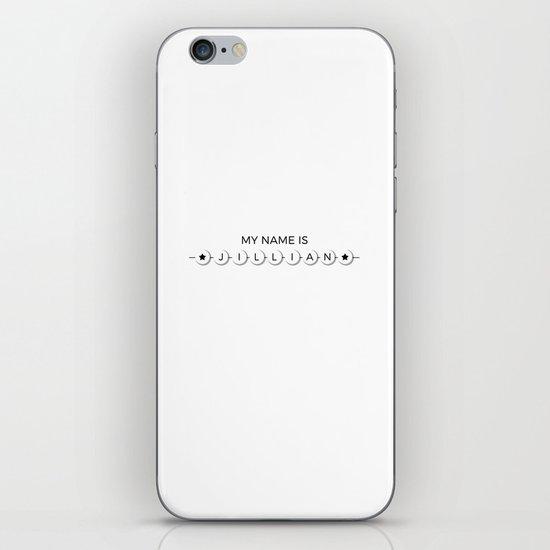 Jillian iPhone & iPod Skin
