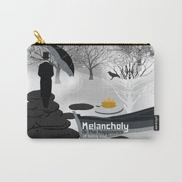 Melancholy 5 Carry-All Pouch