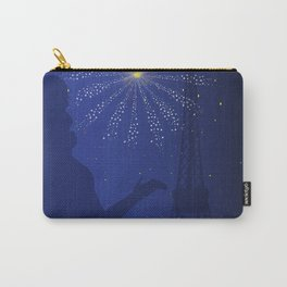 Paris Romance Carry-All Pouch