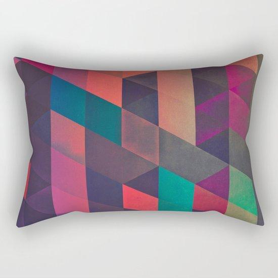 th'byrgynynng Rectangular Pillow