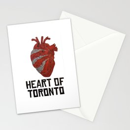 Heart of Toronto Stationery Cards