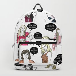 Beverly Hills Backpack