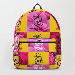 HAPPY Korean Backpack