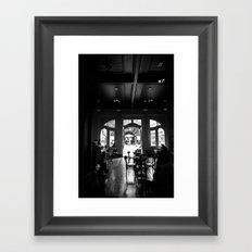 Coffebreak Framed Art Print