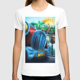 Mickey's Jalopy T-shirt
