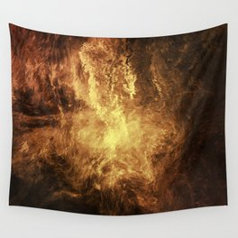 The Burning Wall Tapestry