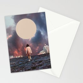 Pearlescent Wanderer Stationery Cards