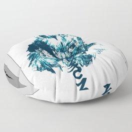 Mononoke hime  Floor Pillow