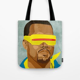 Chicago's Hip Hop Hero Tote Bag
