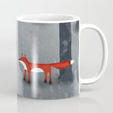 The Fox and the Forest Mug