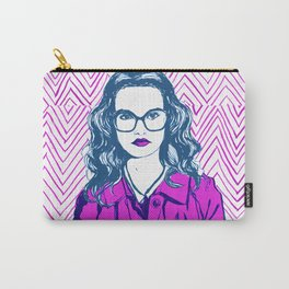 Mind Your Own Business Carry-All Pouch
