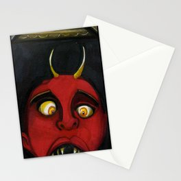 Relished Devils  Stationery Cards