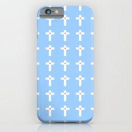 Christian Cross 51 iPhone Case