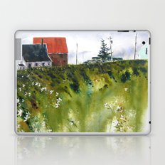 houses at the Cap Laptop & iPad Skin