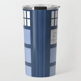 Doctor Who, Tardis Travel Mug
