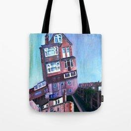 Hotel of the Slow Death - Harrow - London Tote Bag