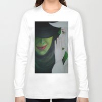 wicked Long Sleeve T-shirts featuring Wicked by Jgarciat