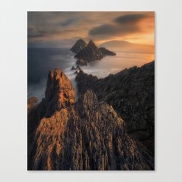 Let This Moment Last Canvas Print