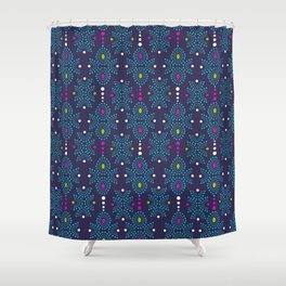 Stella Pattern Shower Curtain