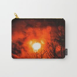 Burning Moon Carry-All Pouch